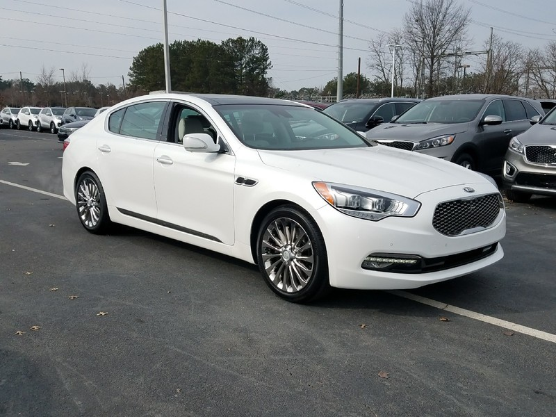 New 2017 Kia K900 V8 Luxury